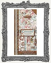 Stamperia Collectables Double-Sided Paper Pad 6X12 - Passion
