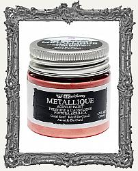 Finnabair - Art Alchemy - Metallique Acrylic Paint - Coral Reef