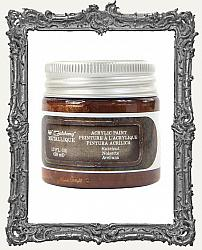 Finnabair - Art Alchemy - Metallique Acrylic Paint - Hazelnut