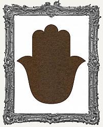 Mixed Media Creative Surface Board - Basic Hamsa Hand