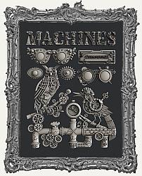 Zuri Silicone Mold - Machines