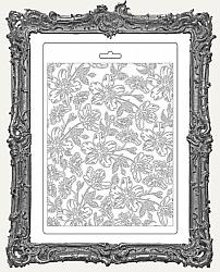 Stamperia A5 Soft Texture Impression Mould - Atelier Des Arts Van Gogh Blossoms