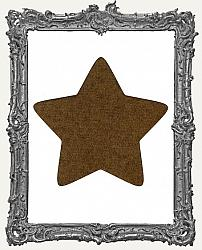 Mixed Media Creative Surface Board - Chunky Star