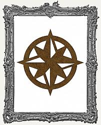 Mixed Media Creative Surface Board - Compass Rose