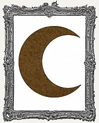 Mixed Media Creative Surface Board - Crescent Moon
