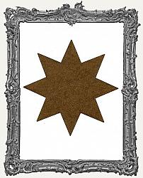 Mixed Media Creative Surface Board - Fancy Star
