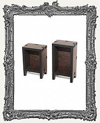 Mini Hutch Shrine Kit - Set of TWO