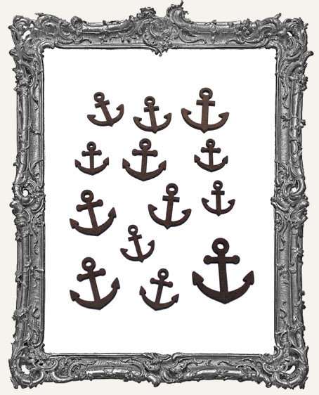 Anchor Cut-Outs - 13 Pieces
