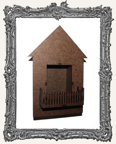 House Shrine Kit - With or Without Balcony