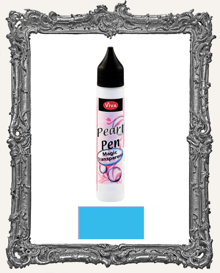 Viva Decor Pearl Pen 25ml Magic - Blue