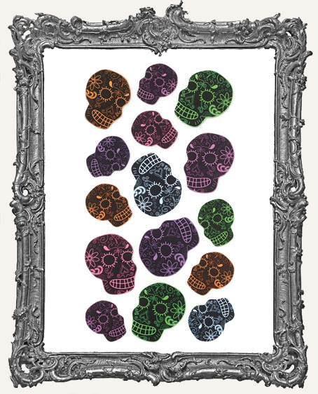 Sticko Classic Stickers - Sugar Skulls