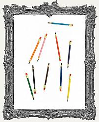 Miniature Colored Pencils - Set of 10