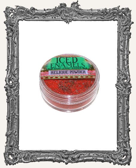 ICED Enamels Relique Powder - Carnelian
