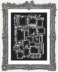 Stamperia Stencil - Steampunk