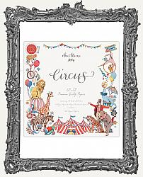 Craft Consortium Double-Sided Paper Pad 12x12 Inch - Circus
