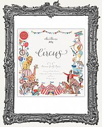Craft Consortium Double-Sided Paper Pad 6x6 Inch - Circus