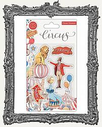 Craft Consortium A5 Clear Stamps - The Circus