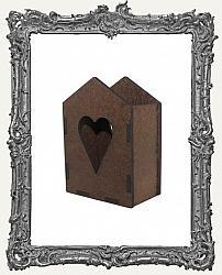 House Art Treasure Box Kit - Folk Heart