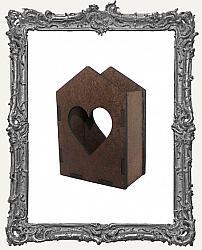 House Art Treasure Box Kit - Heart