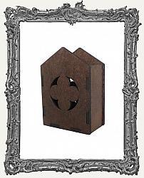 House Art Treasure Box Kit - Quatrefoil Window