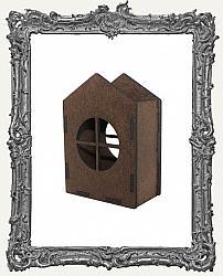 House Art Treasure Box Kit - Round Window