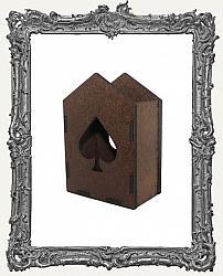 House Art Treasure Box Kit - Spade