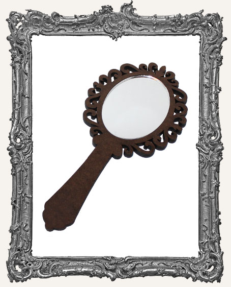 Victorian Hand Mirror Kit - Style 3