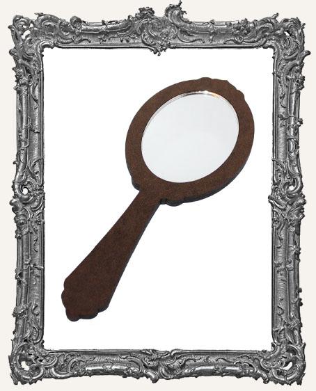 Victorian Hand Mirror Kit - Style 4
