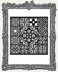 Stamperia Stencil - Azulejos Tile Pattern