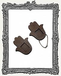 Hamsa Hand Trinket Shrine - PACK OF 2