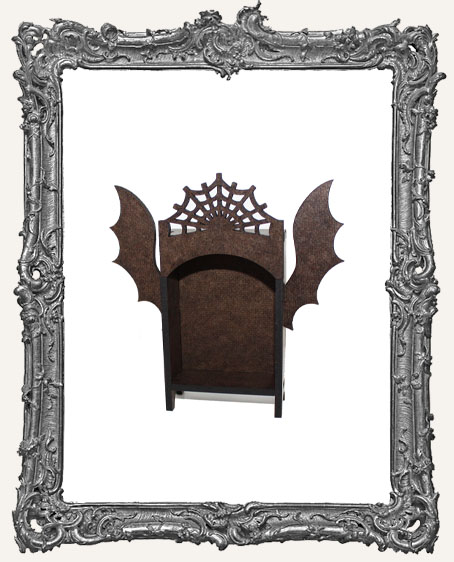 SMALL Hutch Shrine Kit - Halloween with Bat Wings