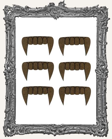 ATC Vampire Fang Cut-Outs - 6 Pieces