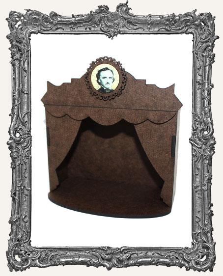 MEDIUM Theatre Shrine Kit - THE RAVEN