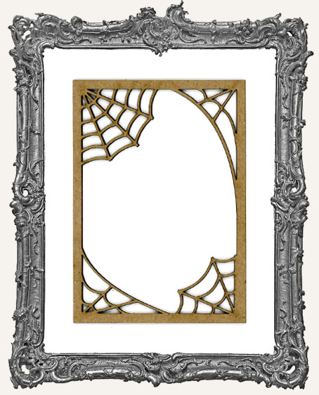 ATC Frame - Spider Webs
