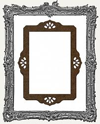 Mixed Media Creative Surface Board - Layered Ornate Frame Style 10