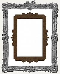 Mixed Media Creative Surface Board - Layered Ornate Frame Style 11
