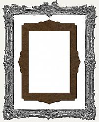 Mixed Media Creative Surface Board - Layered Ornate Frame Style 12