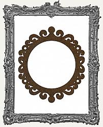Mixed Media Creative Surface Board - Layered Ornate Frame Style 2