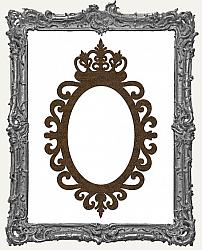 Mixed Media Creative Surface Board - Layered Ornate Frame Style 4