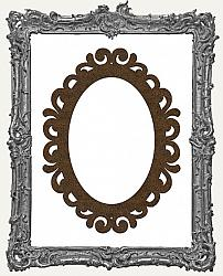 Mixed Media Creative Surface Board - Layered Ornate Frame Style 5