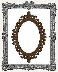 Mixed Media Creative Surface Board - Layered Ornate Frame Style 6