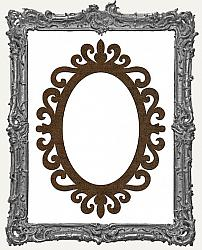 Mixed Media Creative Surface Board - Layered Ornate Frame Style 7
