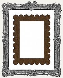 Mixed Media Creative Surface Board - Layered Ornate Frame Style 8