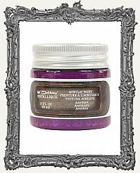 Finnabair - Art Alchemy - Metallique Acrylic Paint - Amethyst