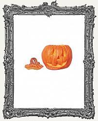 Miniature Jack O Lantern Style Pumpkin