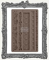 Prima Art Decor Mould - Elegant Borders