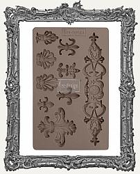 Prima Art Decor Mould - Fleur De Lis