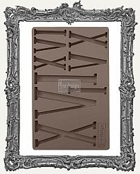 Prima Art Decor Mould - Numerals