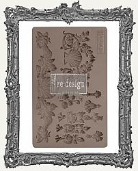 Prima Art Decor Mould - Seawashed Treasures