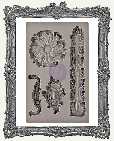 IOD Iron Orchid Vintage Art Decor Mould - Renaissance